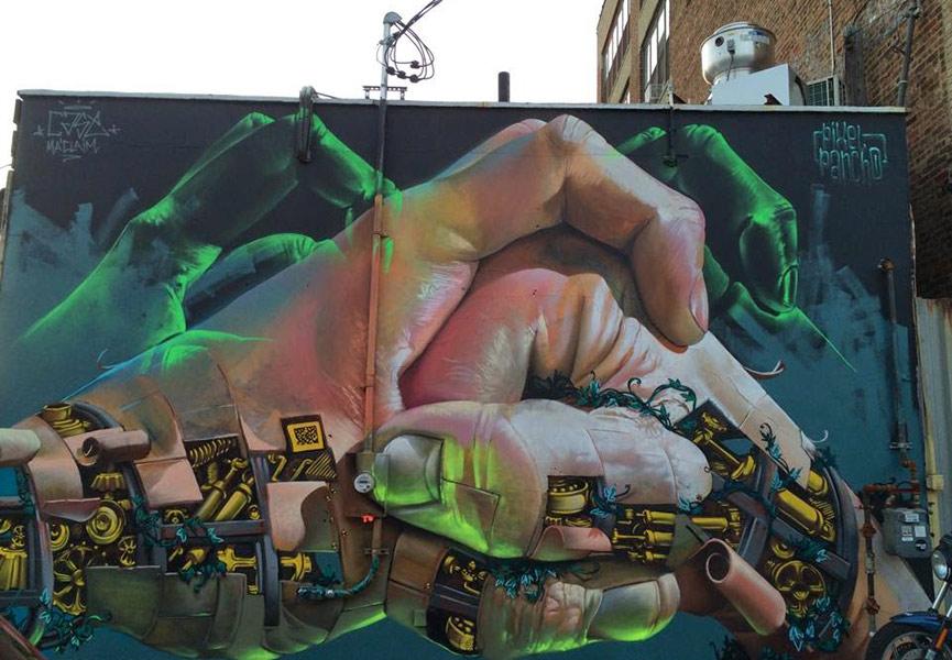 Mural Brooklyn