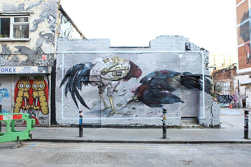 pixelpancho street art