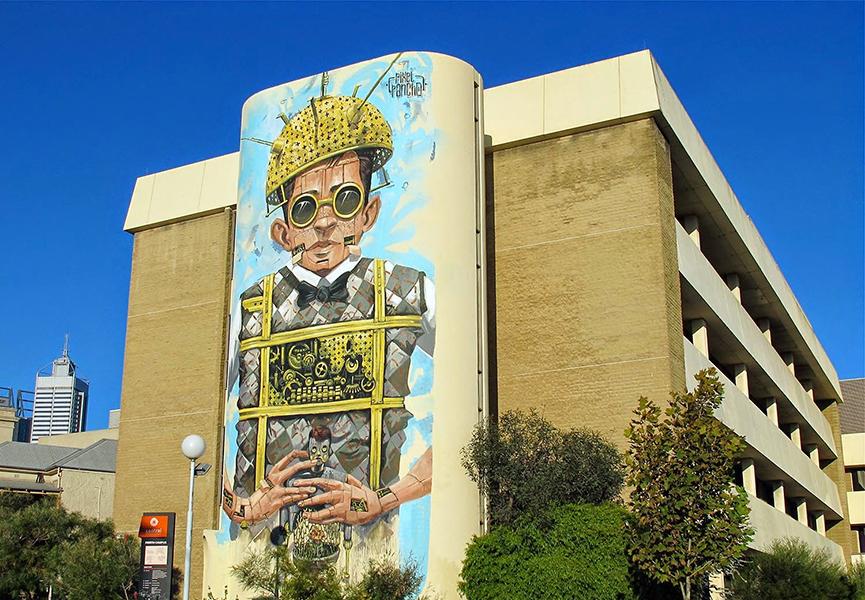 PUBLIC Festival Perth