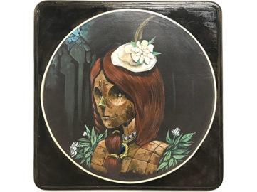 Pixelpancho - Ritratto nel bosco, la ricchezza D'animo