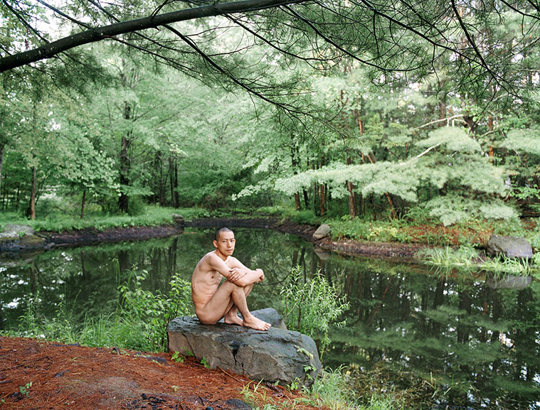 Pixy Liao - Moro by The Pond, 2010