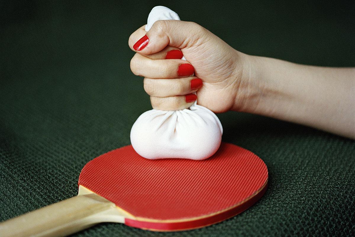 Pixy Liao - Ping Pong Balls, 2013