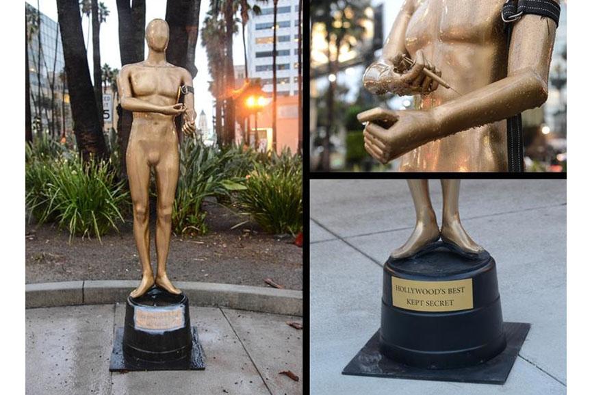 Plastic Jesus - Oscars 2014