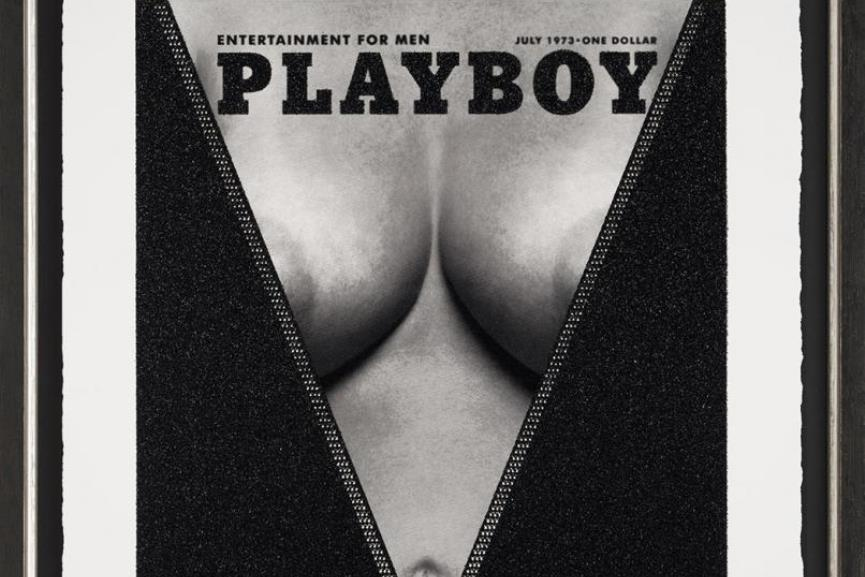 Simon Claridge Recreates Six Vintage Playboy Covers as Works of Art