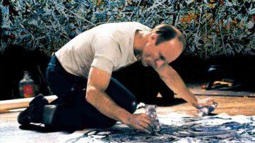 Art History Movies - Pollock (2000)