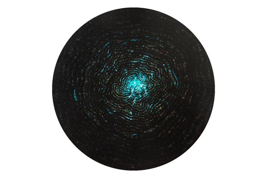 Pooya Aryanpour - Cold Dark Matter 2016
