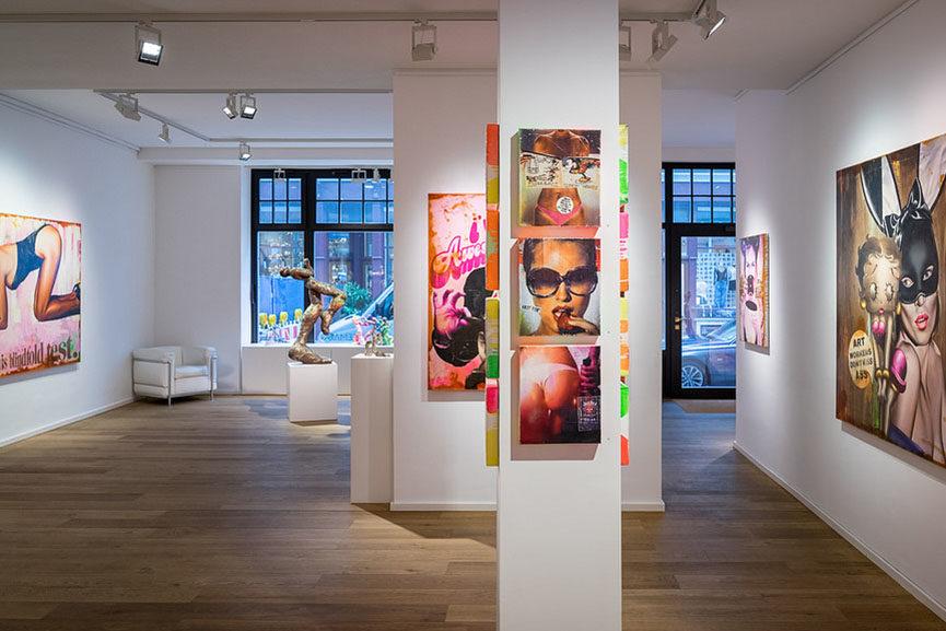 Pop Stories II Galerie Hegemann 3