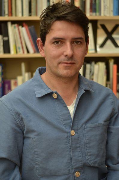 Portrait Gaël Charbau, Photo credit D. R.