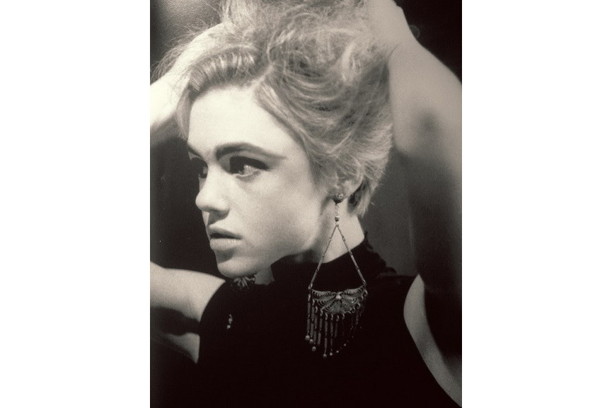Portrait of Edie Sedgwick
