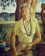 Portrait of Edna Manley, source exhibits.ufilib.ufl.edu