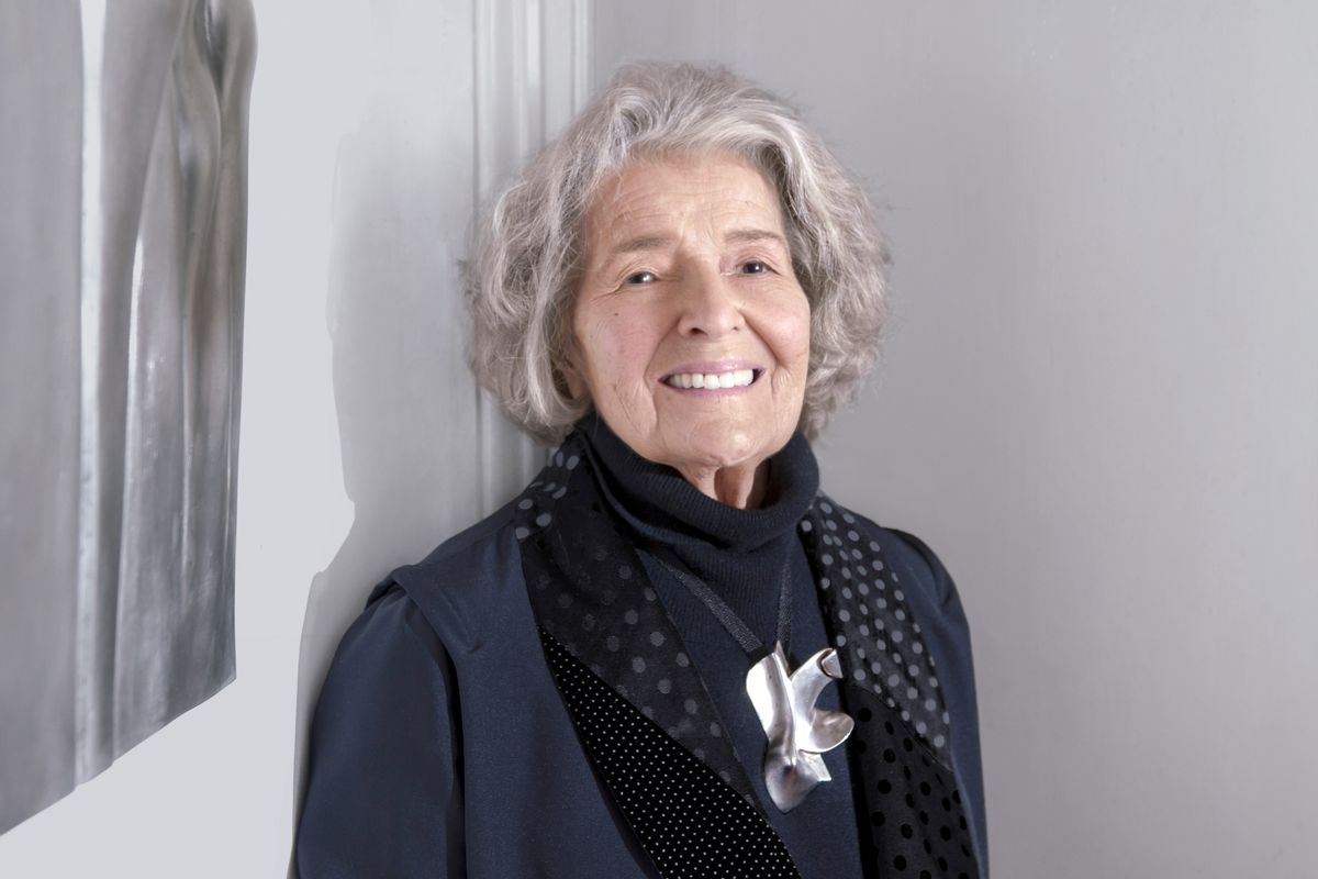 Portrait of Helaine Blumenfeld, 2018