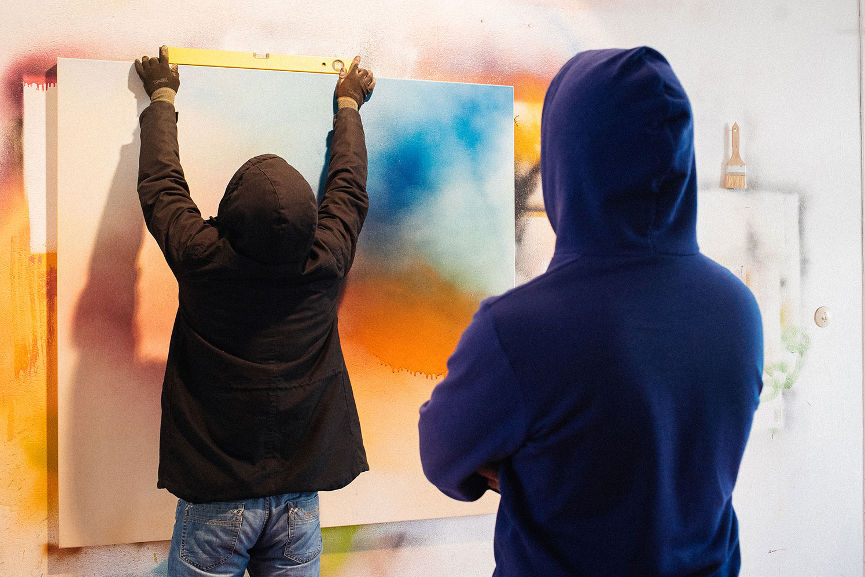 video, grifters rules vandalism paris