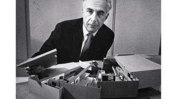 Portrait of Peter Selz