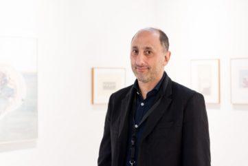 Portrait of Richard Saltoun