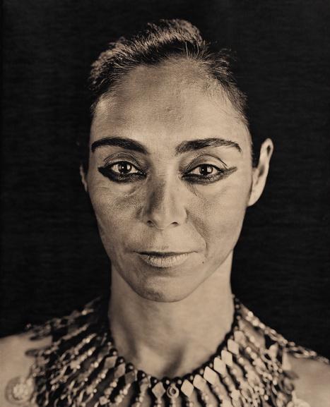 Portrait of Shirin Neshat