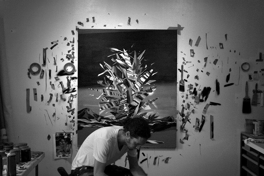 Die Kunstagentin