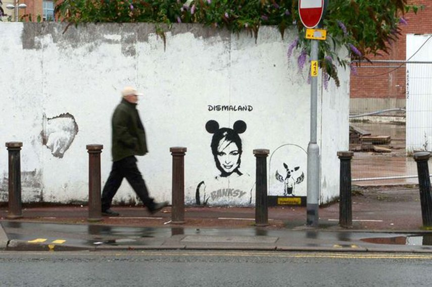Banksy Paris Hilton Kidderminster music terms privacy video policy UK