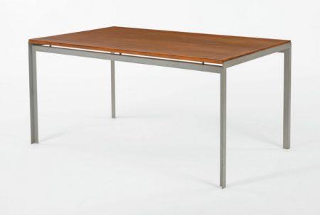 Poul Kjaerholm - Academy Desk For The School Of Architecture, Royal Academy, Copenhagen-1955
