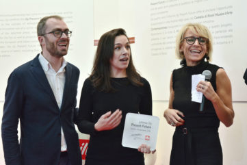 Present Future Section Presents Cecile B. Evans - Winner of the Premio Illy 2016