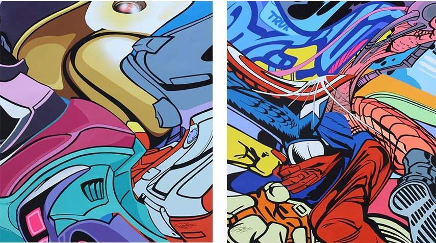 crash street artist, pro176