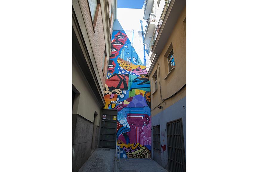 Pro176 Urvanity Art Mural 2019