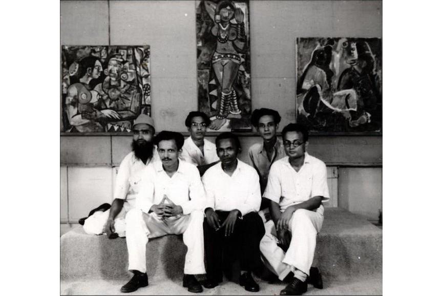 Progressive Artists Group exhibition