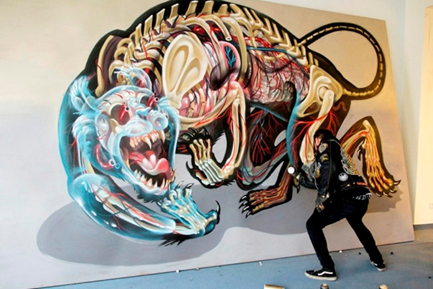 Greetings from New York - Nychos