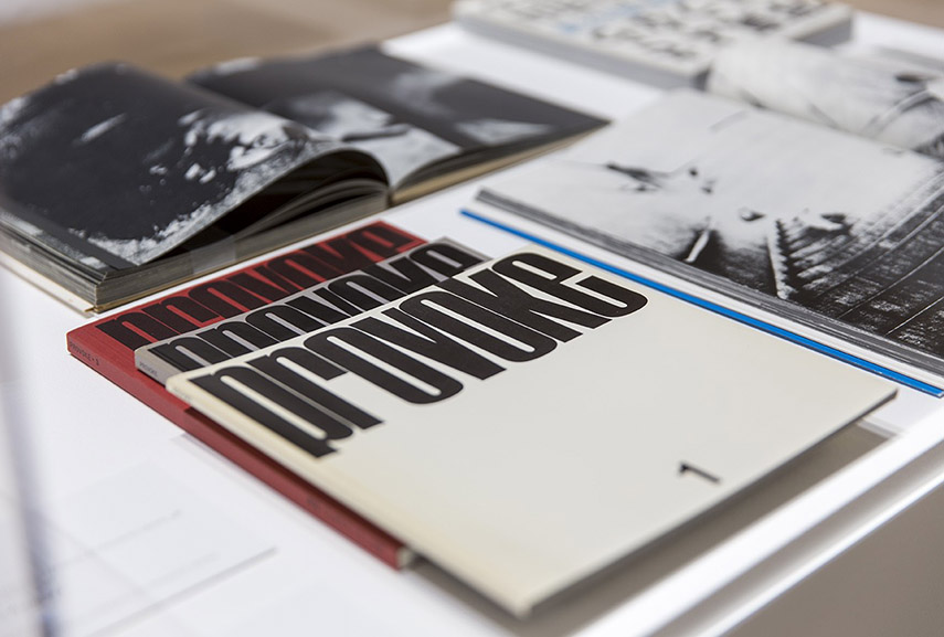 The only three issues of Provoke Magazine had a profound effect upon Japanese use work site best in the 1970s and 80s. Image via arts block.ucr.edu photographer series