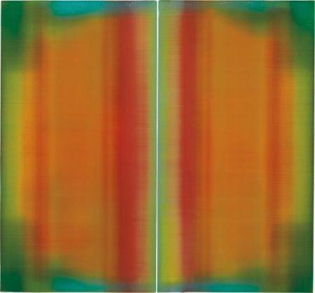 Prudencio Irazabal-Untitled 2P5 (Diptych)-1998