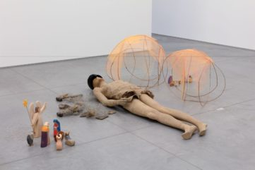 Psychic Wounds Installation view