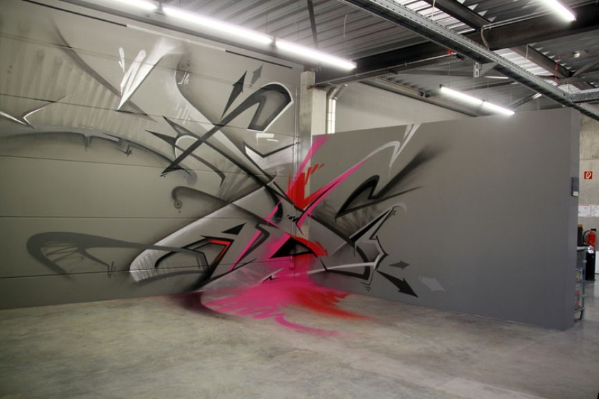 MadC, Public Provocations, 2011