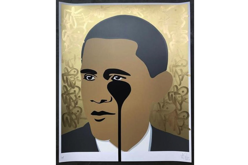 Pure Evil - Crying Obama