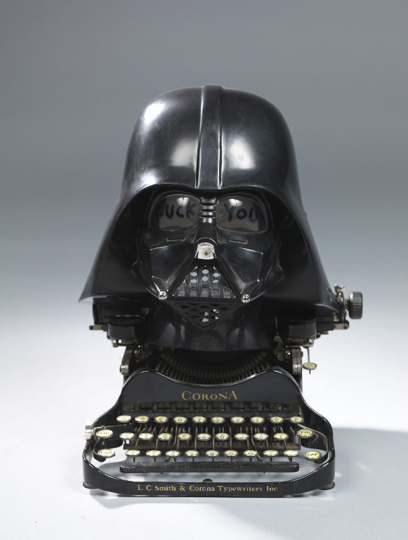 Pure Evil-Darth Typewriter-2010