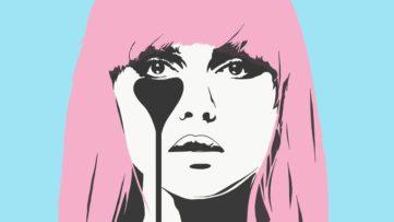 Pure Evil - Debbie loves Chris (detail), 2019