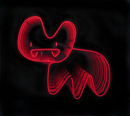 Pure Evil-Infinite Neon Bunny-2012