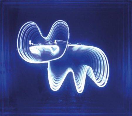 Pure Evil-Infinite Neon Box - Blue Bunny-2013