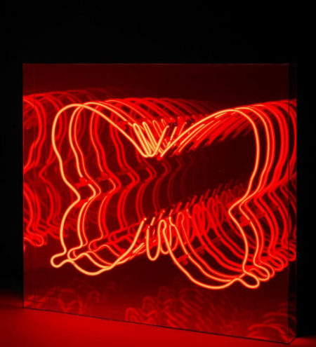 Pure Evil-Infinite Neon Butterfly-2012