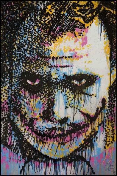 Pure Evil-Joker-