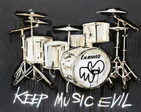 Pure Evil-Keep Music Evil-2010