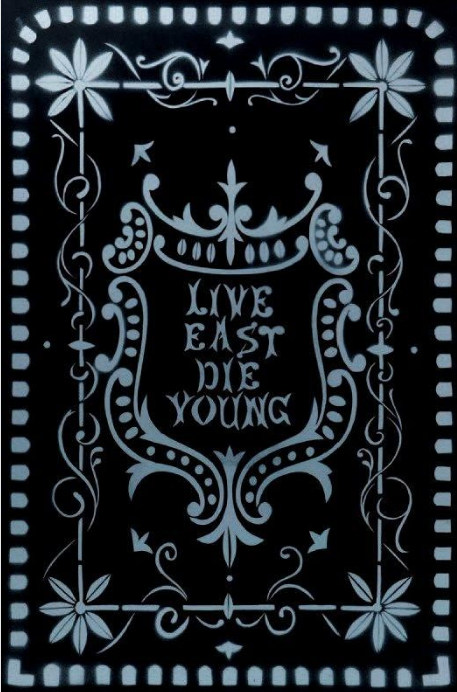 Pure Evil-Live East Die Young-2009
