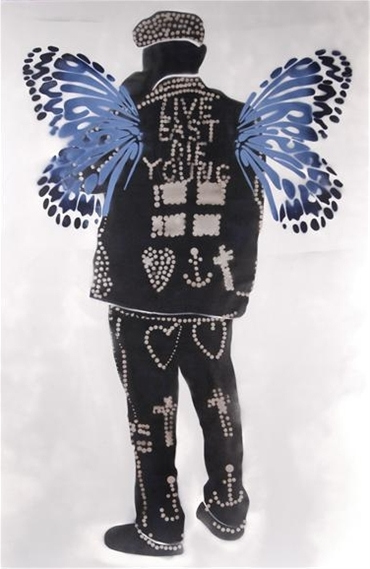 Pure Evil-Pearly King with Small Wings-2008