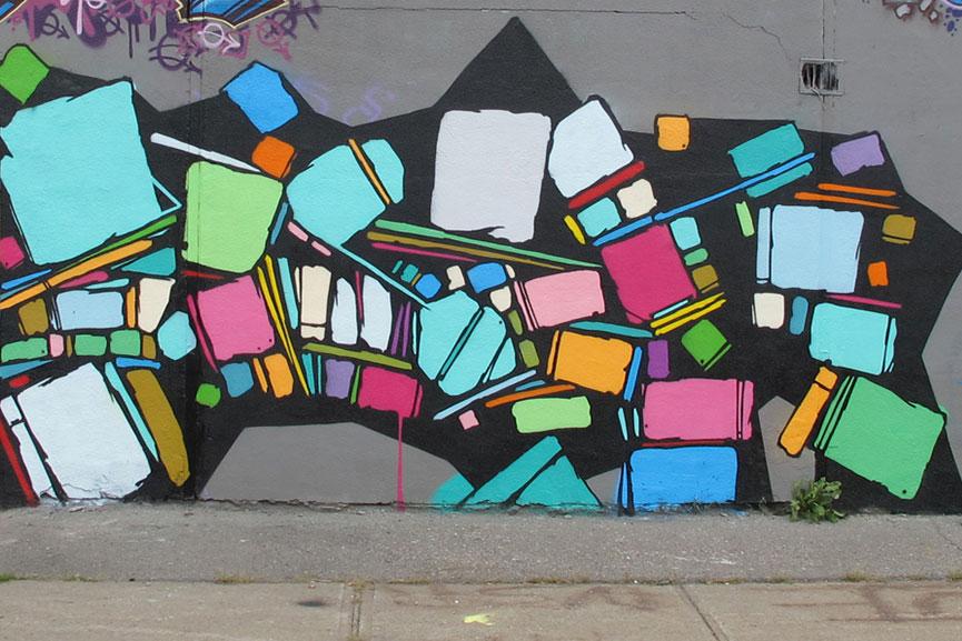 American street art