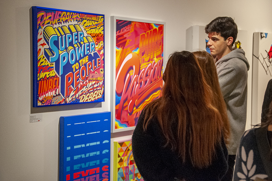 Queen Andrea McCaig Welles Urvanity Art 2020 Madrid