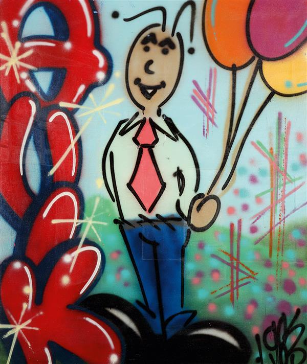 QUIK-Balloon boy-1983