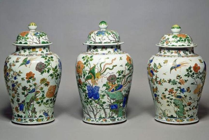Quing dynasty vases via mic.com
