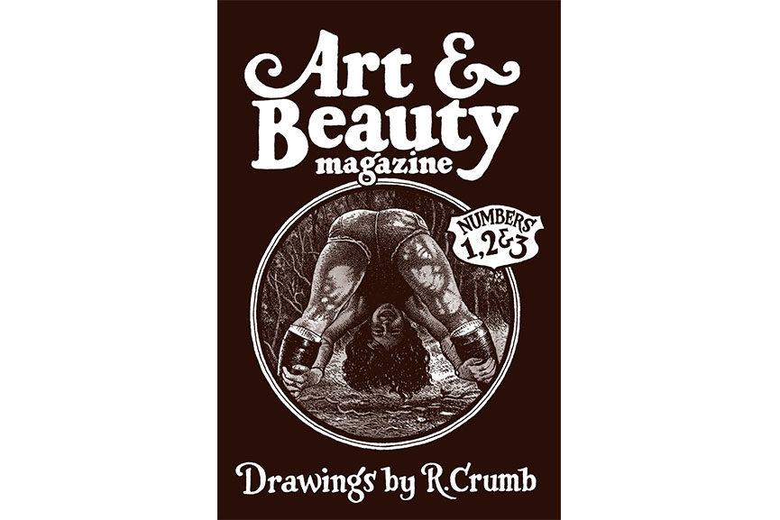 R. Crumb art