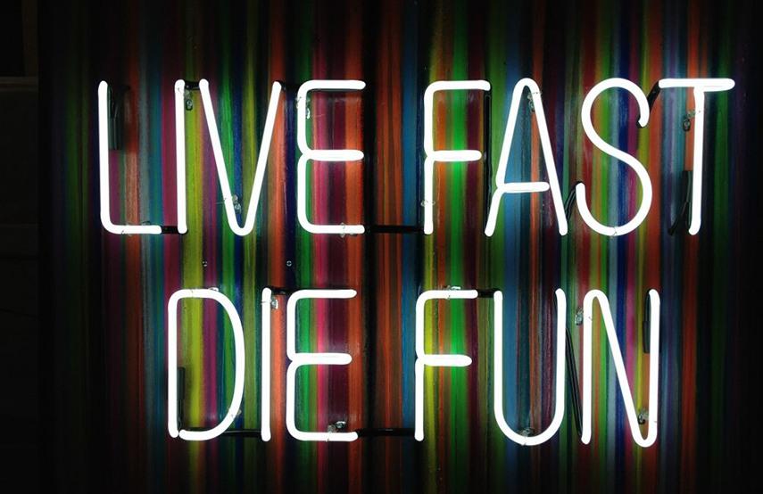 RISK - Live Fast Die Fun