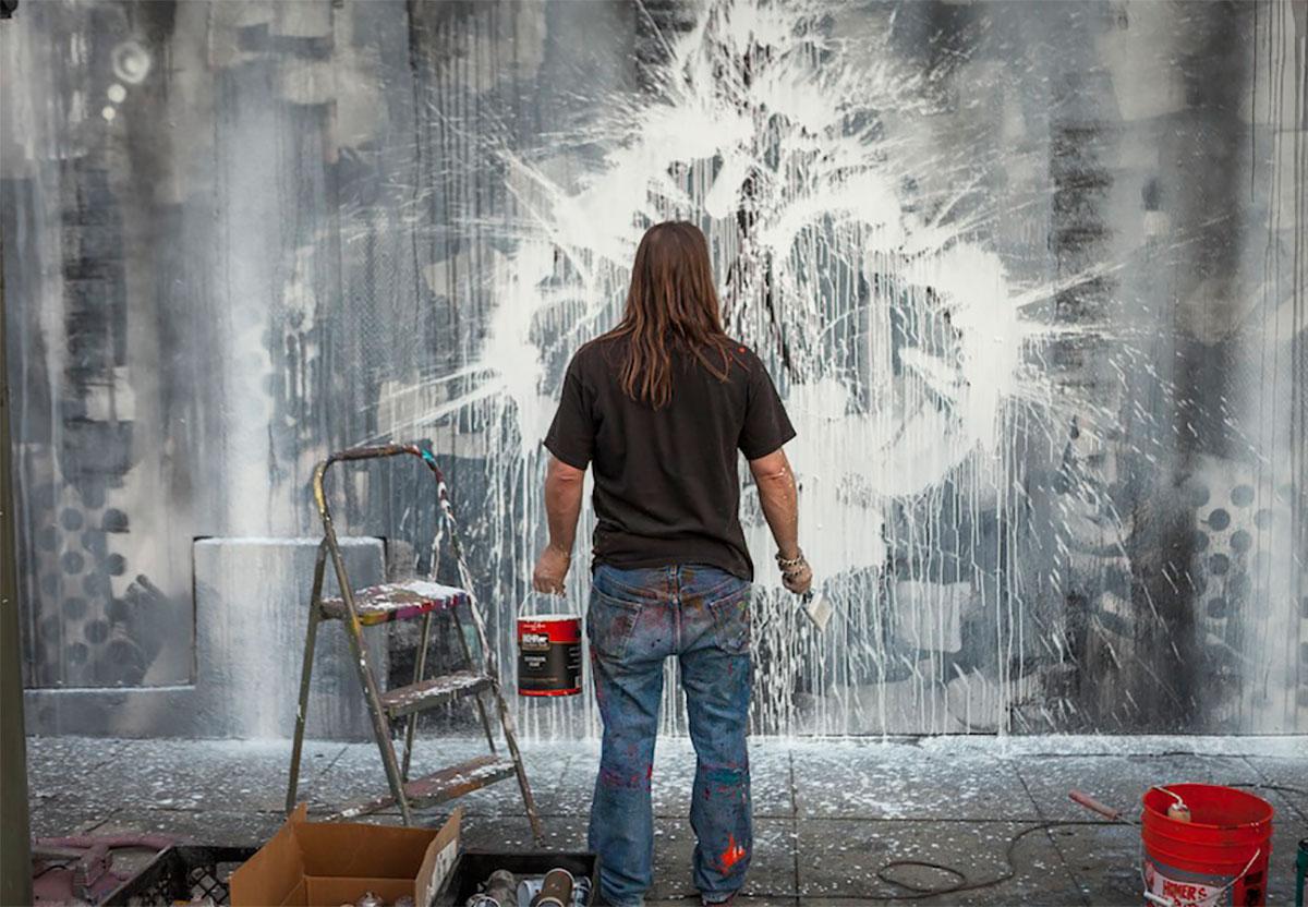 LA graffiti artist