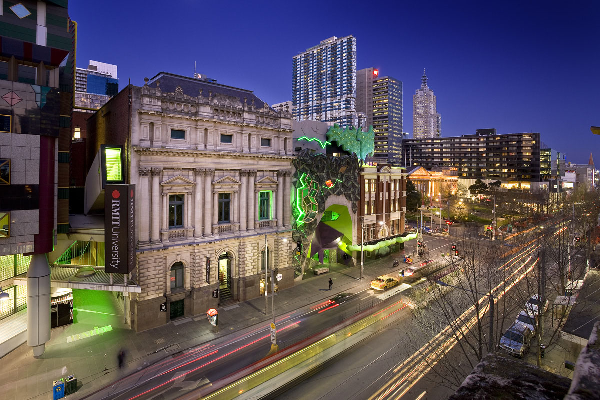 melbourne in victoria offers plenty of collection works on view for free ! see our map