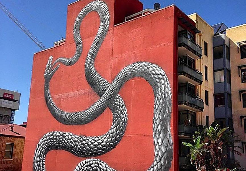 PUBLIC Street Art Festival Perth